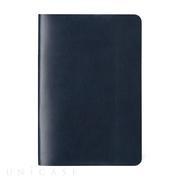【iPad mini3/2 ケース】Leather Arc Cover Navy