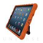 【iPad Air ケース】Gumdrop Hideaway with Stand オレンジ Black