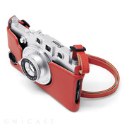 GIZMON iCA5 CASE & STRAP RED