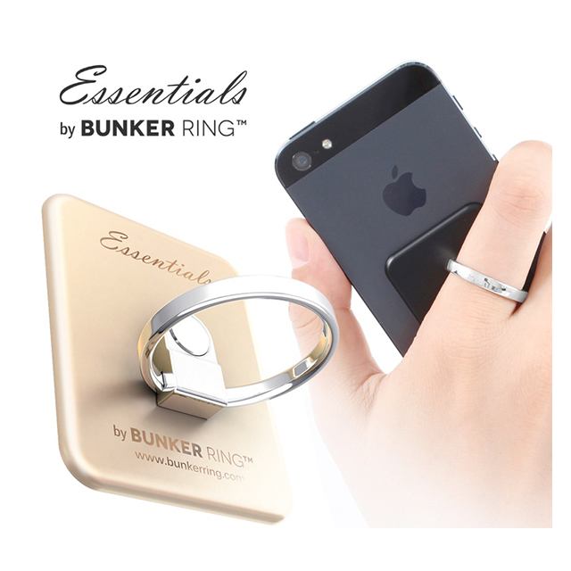Bunker Ring Essentials (Matte Gold)サブ画像