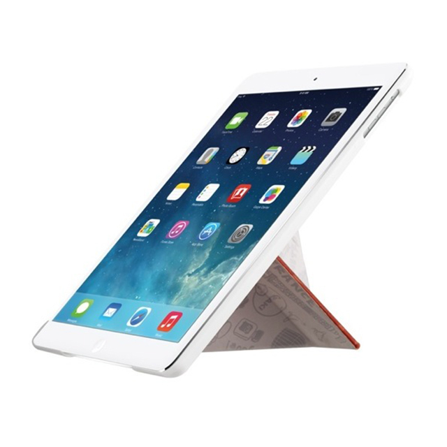 【iPad Air(第1世代) ケース】OZAKI O!coat Slim-Y Travel Parisサブ画像