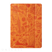 【iPad mini3/2/1 ケース】OZAKI O!coat Slim-Y Travel New York