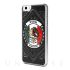 【iPhoneSE/5s/5 ケース】Cushi Case Flag MEXICO