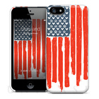 【iPhoneSE/5s/5 ケース】GELASKINS Hardcase Stars and Stripes