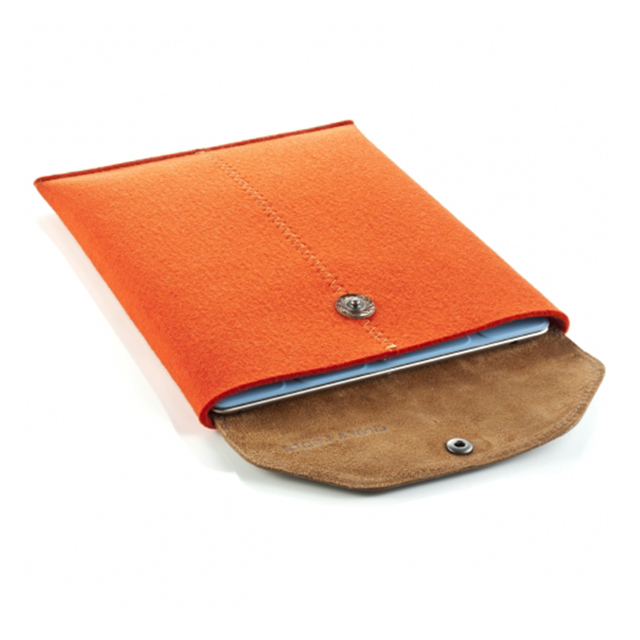 iPad sleeve orange feltサブ画像
