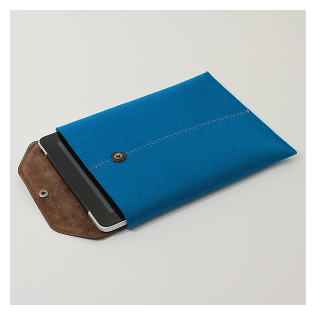iPad sleeve blue feltgoods_nameサブ画像