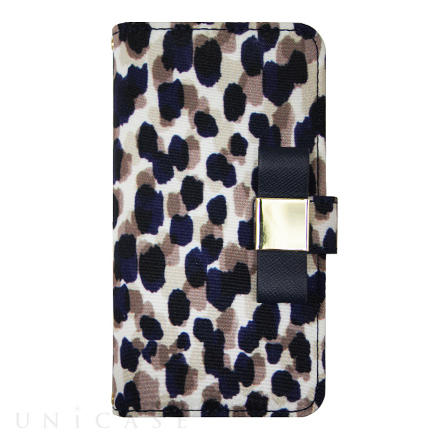 La Boutique ドット iPhoneケース for iPhone5s/5(NV)