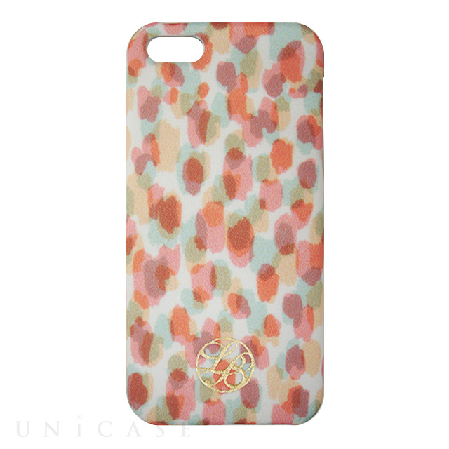 La Boutique ドット iPhoneカバー for iPhone5s/5(PK)