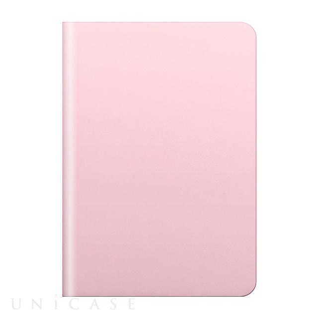 【iPad(9.7)/Air ケース】D5 Calf Skin Leather Diary (ベビーピンク)