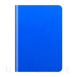 【iPad(9.7)/Air ケース】D5 Calf Skin Leather Diary (スカイブルー)
