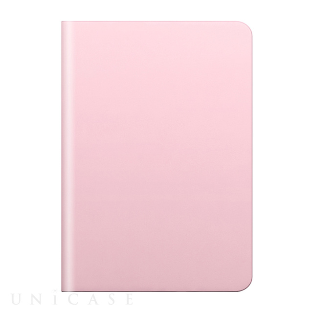 【iPad mini3/2/1 ケース】D5 Calf Skin Leather Diary (ベビーピンク)