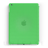 【iPad Air ケース】MESH SHELL CASE MAT GREEN