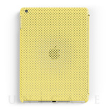 【iPad Air ケース】MESH SHELL CASE MAT YELLOW