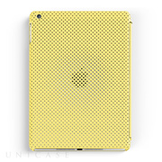 【iPad Air(第1世代) ケース】MESH SHELL CASE MAT YELLOW