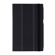 【XPERIA Z2 Tablet ケース】Slim Folio Case Black