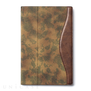 【XPERIA Z2 Tablet ケース】Camo Diary グリーン