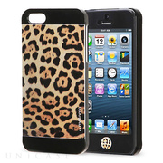 【iPhone5s/5 ケース】INO METAL SAFARI CASE (Jaguar Black)
