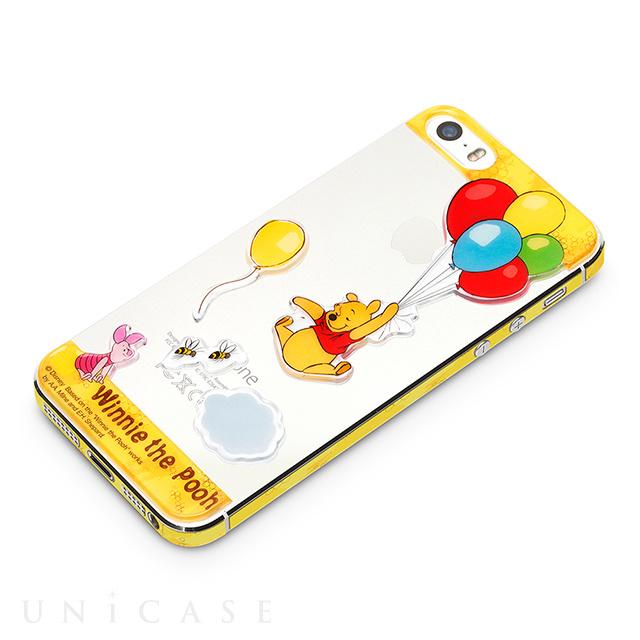 【iPhoneSE/5s/5 ケース】ディズニー キャンディーパッド くまのプーさん 画像一覧