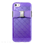 【iPhone5s/5 ケース】Bluevision Parfum Grape