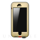 【iPhoneSE/5s/5 ケース】Link PRO (Champagne Gold)【生活防水 耐衝撃】