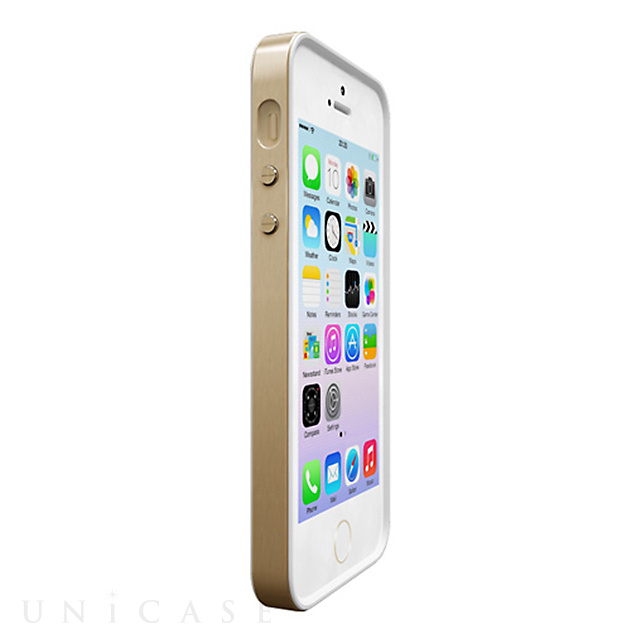 9a915906d1 iPhoneSE/5s/5 ケース】Alloy X MONO (Champagne Gold) PATCHWORKS ...