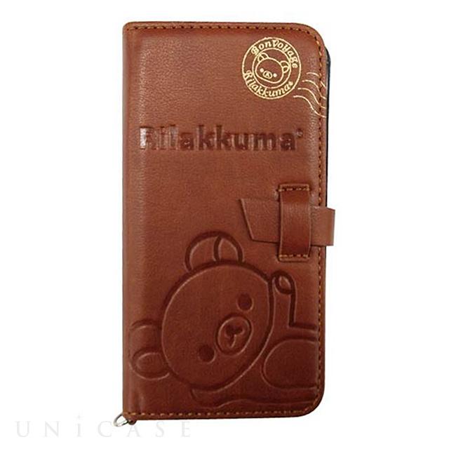 【iPhone5s/5 ケース】リラックマ フリップケース