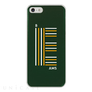 "【iPhoneSE/5s/5 ケース】アルファベットシリーズ Designed by 「BEAMS」 ""E"""