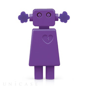 Girlbot Speaker Purple