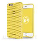 【iPhone6s/6 ケース】Mesh Case (Yellow)