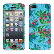 【iPhoneSE/5s/5 スキンシール】Gizmobies calm bush in the watar