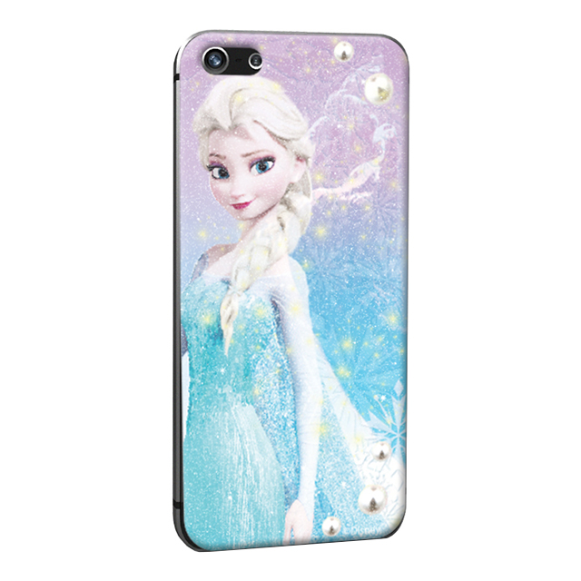 【iPhoneSE/5s/5 スキンシール】Gizmobies Crystal Frozen