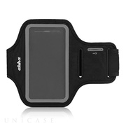 4inch Fitness Armband TYLER (Cosmic Black)
