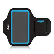 4inch Fitness Armband TYLER (Heroic Blue)