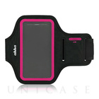 【アームバンド】4inch Fitness Armband TYLER (Party Pink)
