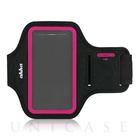 【アームバンド】5inch Fitness Armband TYLER (Party Pink)