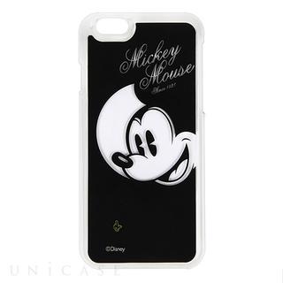 iPhone6 ケース ライトケース ミッキーフェイス