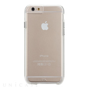 【iPhone6s/6 ケース】Hybrid Tough Naked Case (Clear/Clear)