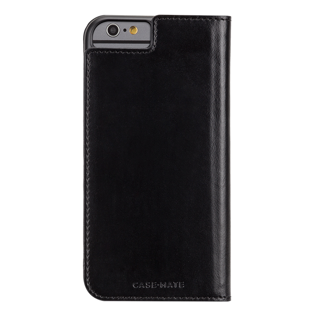 【iPhone6s/6 ケース】Wallet Folio Case Blackサブ画像