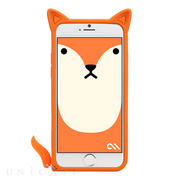 【iPhoneSE(第2世代)/8/7/6s/6 ケース】Creatures Case (Fox)