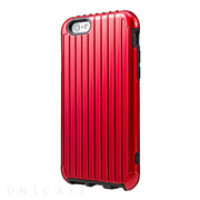【iPhone6s/6 ケース】Hybrid Case (Red)