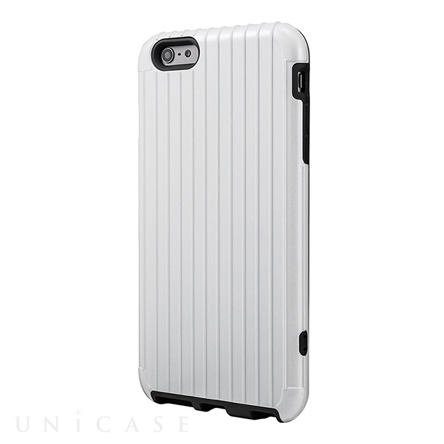【iPhone6s Plus/6 Plus ケース】Hybrid Case (White)