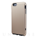 【iPhone6s Plus/6 Plus ケース】Hybrid Case (Gold)