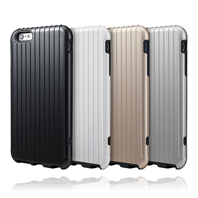 【iPhone6s Plus/6 Plus ケース】Hybrid Case (White)サブ画像