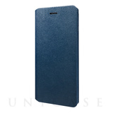 【iPhone6s Plus/6 Plus ケース】Super Thin One Sheet PU Leather Case (Navy)