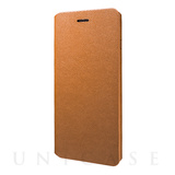 【iPhone6s Plus/6 Plus ケース】Super Thin One Sheet PU Leather Case (Tan)
