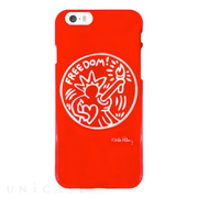 【iPhone6s/6 ケース】KEITH HARING Freedom