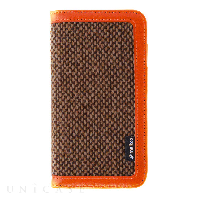 【iPhone6s Plus/6 Plus ケース】Premium Cow Leather Heritage 2 (Oliver Orange)