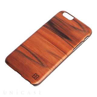 iPhone6 ケース 天然木ケース Sai Sai ブラックフレーム