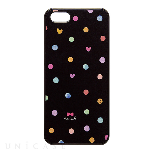 【iPhoneSE/5s/5 ケース】iPhoneケース SC-280-BK ブラック