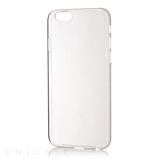 【iPhone6s/6 ケース】エアージャケットセット (クリア)